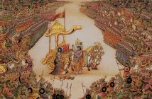 BG Krishna Arjuna