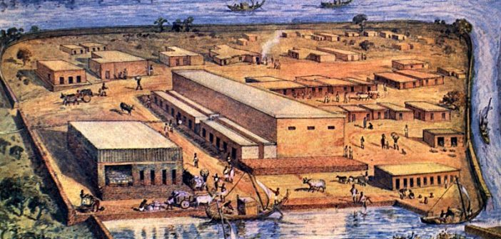 Ancient Indian Town Planning and Architectural Paradigms - Dharma Today